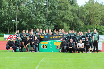 Foto: Oldenburg Knights