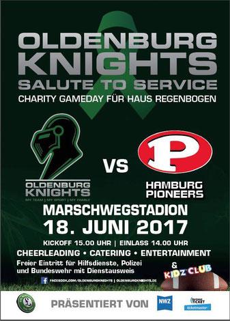 Foto: Oldenburg Knights