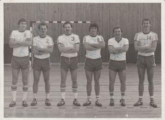 Leszek Krowicki dritter von links mit der Nummer 3   Foto: Privat