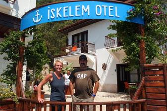 Sebastian - der gute Geist vom Hotel Iskelem
