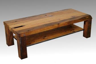 couchtisch eiche massiv altholzdesign. Black Bedroom Furniture Sets. Home Design Ideas