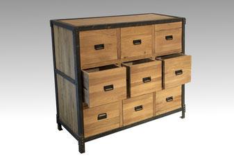 Designermöbel aus altem holz  Möbel aus Altholz Eiche - ALTHOLZDESIGN
