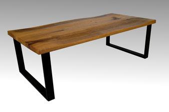 Schöne Holz Stahl Couchtische