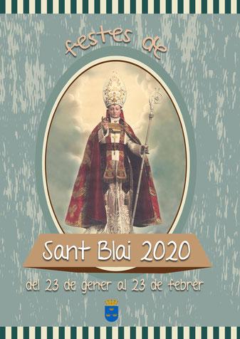 Fiestas en Burriana Sant Blai