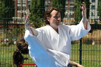 Aikidoschule Berlin - Aikido für Anfänger und Fortgeschrittene in Berlin