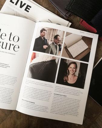 Massmantel Berlin m.leis MAENTEL Meine Arbeit an maßgeschneiderter Mantel im Jaguar Landrover Live 2020:1 Magazin