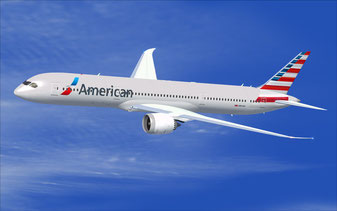 American's passenger Boeing 787-9 offers abundant space for large air freight consignments