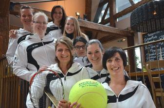 Die Damen 1 des TSV Offingen wollen in dieser Saison im Vorderfeld der Bezirksklasse 2 mitmischen.