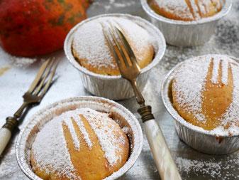 Kürbis-Zimt-Muffins