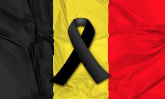 Pray for Brussels. | Bild: Thinkstock