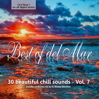 DJ Maretimo - Best Of Del Mar Vol.7 - 50 beautifull chill sounds