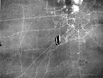 Il bombardamento alleato su Reggio Emilia, gennaio 1944