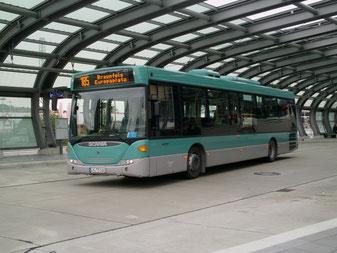 Scania OmniLink der VLD (Transdev) in Wetzlar.