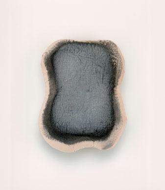 Abb.: Gotthard Graubner, ohne Titel (Kissenbild), Acryl und Füllstoff auf Leinwand, 1965-70, Sammlung Defet, © VGBild Kunst 2019.