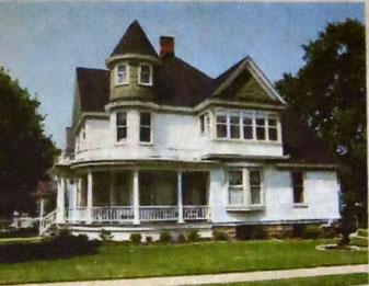 Boone Home - 155 S. Church Street