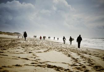 Wegen seiner Vielfalt ist Sylt ein besonderes Wanderparadies