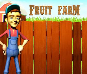 Slot Game: Fruit Farm online spielen