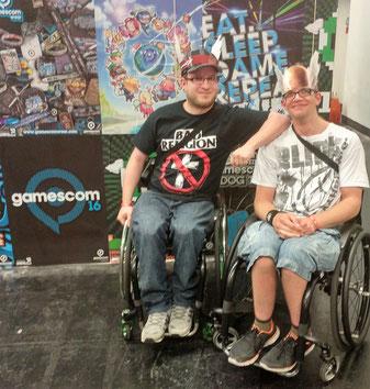 Barrierefreies Gaming auf der Gamescom
