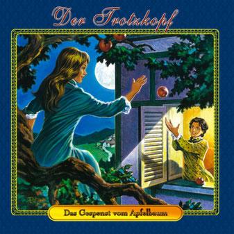 CD-Cover Der Trotzkopf - Das Gespenst vom Apfelbaum