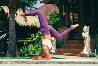 Yoga at Bali Camp, Canggu, Bali  - The Ultimate Gift Guide For Responsible Yogis © Michael Nussbaumer @Mafambani
