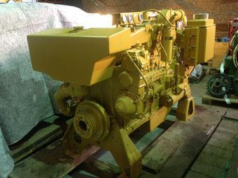 Marine engine CAT 3406 Caterpillar भारत में समुद्री इंजन