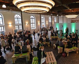 Palettenmöbel mieten und Eventmöbel Verleih in Heidelberg und Umgebung