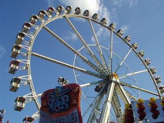 Stuttgarter Frühlingsfest, Bad Cannstatt, Wasen