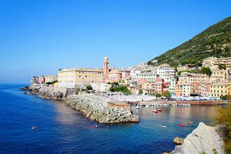 Genova-I parchi di Nervi e i Musei