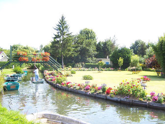 hortillonages amiens
