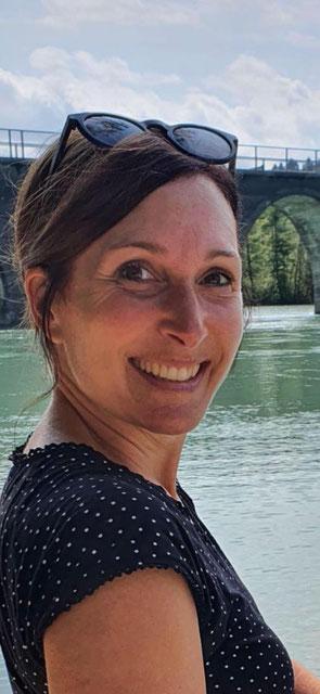 Eva Oesterlein, Craniosacral Therapeutin, KomplementärTherapeutin mit eidgenössischem Diplom, Basel