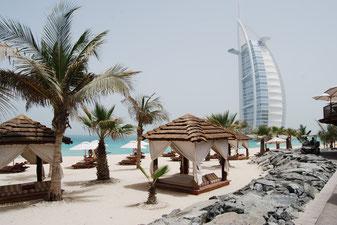 Dubai - Strand des Mina A'Salam (C) 2015 Classy Dubai/Paule Knete