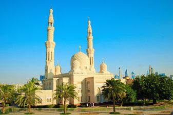 Moschee in Jumeirah Foto: Classy Dubai (C) 2015 Paule Knete/Classy Dubai