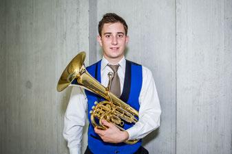 Walti Weingartner - Repiano - Brass Band MG Oberrüti