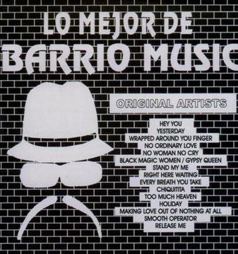 Oldies – Lo Mejor De Barrio Music Vol. 6
