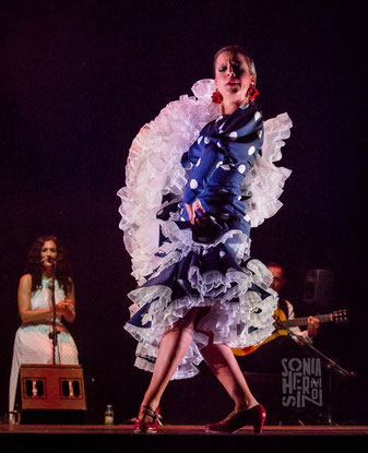 flamenco, bailaora, paco montalvo