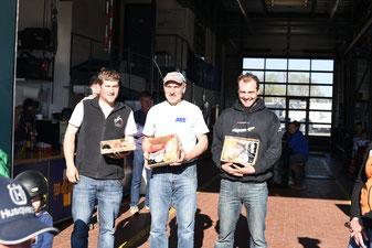 Kategorie Challenge Podest Stampfli Thomas 1, Schnyder Christian 2, Schnydrig Louis 3