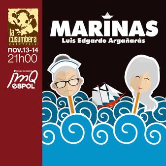 Teatro JMQ-ESPOL estrenará obra de dramaturgo argentino, bajo la direccion de Denisse Córdova.