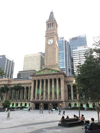 City Hall Brisbane