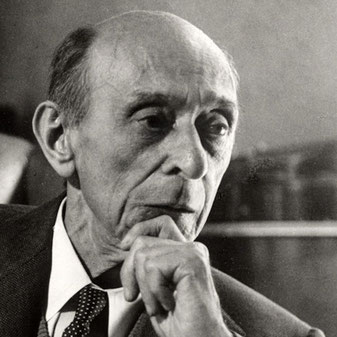 un survivant de Varsovie Arnold schonberg