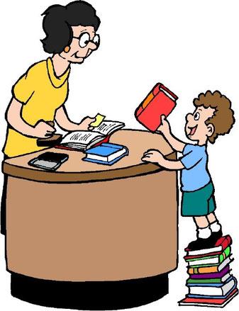 Библиотекари народ