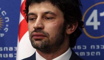 Каха Каладзе был самым богатым министром в правительстве Грузии.