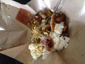 Cibo e cucina in Indonesia. Babi Guling
