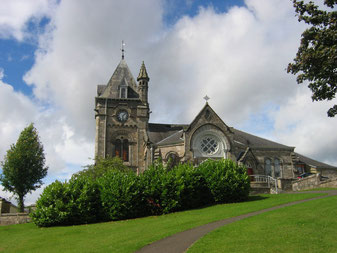 Pitlochry Church