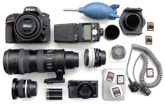 Sony RX100III Nikon D800