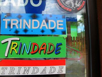 Trindade - ein Surfer-Paradies