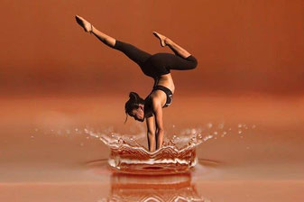 Yoga- eine Form der Meditation