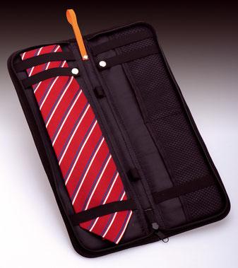 Polyester Krawatten Reiseetui