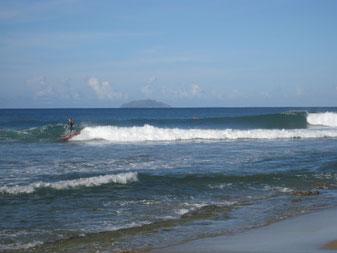 Marias beach rincon puerto rico