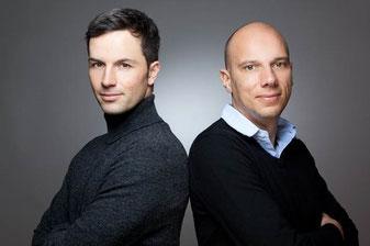 Marc Friedrich und Matthias Weik,                                 Bestseller-Autoren