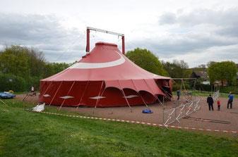 Unsere Zelte bringen den richtigen flair auf ihre Party.....